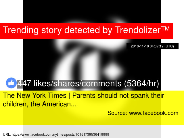 should parents be able to spank their children